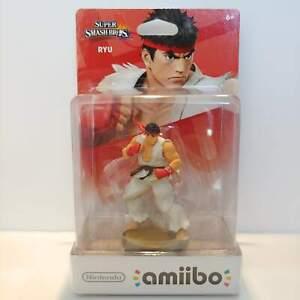 Ryu Street Fighter Amiibo - Super Smash Bros. Series Figure - Nintendo USA - NEW