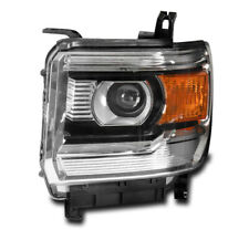 FOR 14-15 GMC SIERRA 1500 PROJECTOR HEADLIGHT HEADLAMP LAMP DRIVER LEFT LH SIDE