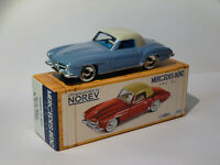 Mercedes Benz 190 SL au 1/43 de norev  / conception comme dinky toys solido cij
