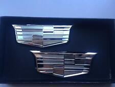 "Cadillac CTS STS SRX ATS XTS   /""3.6/""  Emblem 24K GOLD PLATED !!"