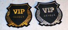 Vip Member Blazer Jacket Robe Sale Bar Club Hotel Resort Patch Uniform Service