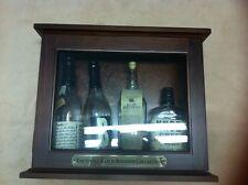 The Small Batch Bourbon Collection Cabinet w/ BONUS!