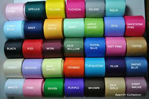 "1.5"" grosgrain ribbon-5 yards you pick color"