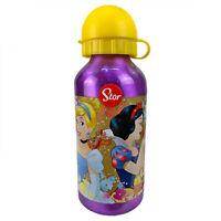 Botella Disney Principesse Botella En Aluminio Con Caño 400 ML 1622