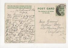 Miss Bunny Bunn Arthurs Stores Westbourne Grove Bayswater London 1909 372a
