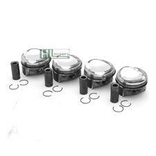 4Pcs Pistons Rings Set Φ23mm 82.5mm for 1.8T Audi A3 A4 TT VW Golf Beetle Jetta