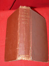 1869 Edition ON THE HEIGHTS A Novel Berthold Auerbach German Historical Fiction