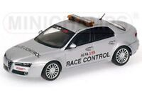 MINICHAMPS 400 120590 ALFA 159 RACE CONTROL CAR diecast model 2006 Ltd Ed 1:43rd