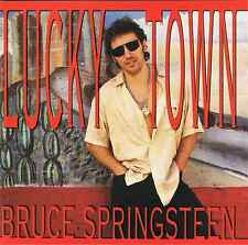 - Bruce Springsteen-Lucky Town-CD ALBUM-Better Days-Living Proof