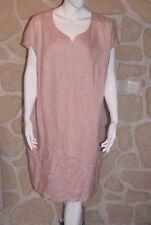 Robe rose  neuve taille 48  marque Gerry Weber étiquetée à 129,99€ (ch)