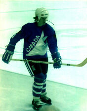 1 - 4 x 5 Colour Negative of Wayne Gretzky when he was 16 at world Jrs Blue