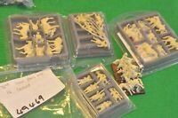 15mm 18th century / castings - plastic 18 figs 18 figs 12 cav 12 inf - (49469)