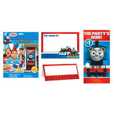 THOMAS THE TANK ENGINE All Aboard Friends WELCOMING KIT (25pc) ~ Birthday Party