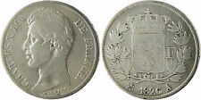 CHARLES  X  ,  2  FRANCS  ARGENT  1826  A  PARIS