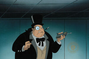 Batman the Animated Series Original Production Cel-Penguin-The Mechanic