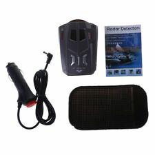 New listing V9 Car Speed 360°Vehicle Radar Detector Voice Alert Warning 16 Band Auto Uk/Rus