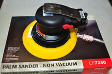 CHICAGO PNEUMATIC CP CPT 7250 6 Inches Air Random Orbit Sander Made in England