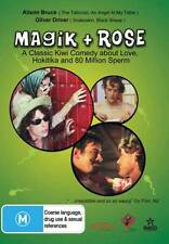 Magik and Rose * NEW DVD * Alison Bruce Nicola Murphy Florence Hartigan