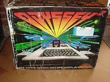 Vintage Magnavox Odyssey Console Computer Game System In Original Box