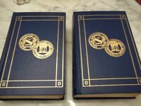 History of the University of North Carolina By Kemp Battle Volumes I & II