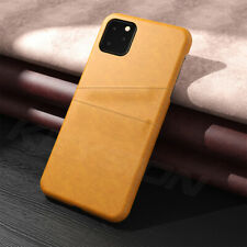 KEYSION PU Leather Wallet Case for iPhone 11 Pro Max SE 2020 X Xs XR 6s 7 8 Plus