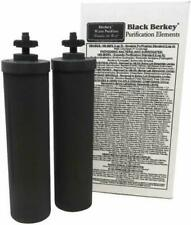 Authentic Black Berkey Purification Water Purifier Elements Replacement Filter