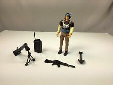 """Vintage Galoob The A-Team 1984 Rattler With Weapons """"Bad Guy"""""""