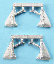 Hurricane Landing Gear for 1/144th Scale Sweet Model SAC 14420 (2 Sets)