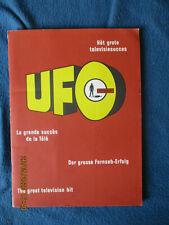 altes Sammelbilderalbum-UFO-PEZ Unimint München,Weltraum, Vintage