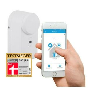 eqiva Bluetooth Türschlossantrieb PRO App-Steuerung Smartphone Keymatic Schloss