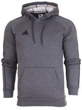 adidas Core 18 Hoody Kapuzensweatshirt grau s