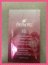 Boscia Tsubaki Oil Infused Exfoliating Powder 2g Sample Sachet Brand New