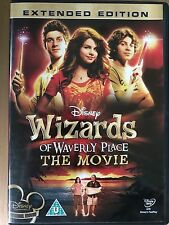 Selena Gomez WIZARDS OF WAVERLY PLACE THE MOVIE ~ 2009 Walt Disney Film | UK DVD