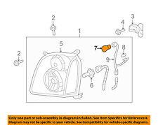 GM OEM-Turn Signal Light Bulb 13502321