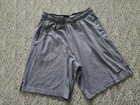 EUC Nike Men's Dri-Fit Basketball Athletic Shorts Color Gray Size Medium M