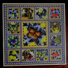 1000 piece Jigsaw  Puzzle   'butterfly Mosaic'  new!