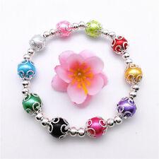 Wholesale Fashion Jewelry 10mm Pearl Beads Stretch Bracelet DIY ZQ12