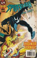Spider-man Adventures #9 Newsstand Copy - VENOM APP - VF+
