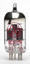 JJ ECC832 / 12DW7 Preamp Vacuum Tube
