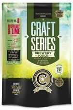 Mangrove Jack's Craft Series Pouch Raspberry  & Lime ,BEER & HOME BREWING