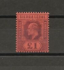 SIERRA LEONE 1903 SG 85 MNH Cat £275