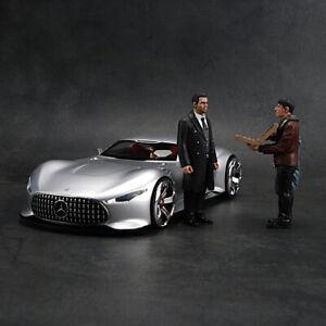 1/18 HRN-Model Mercedes Benz AMG Vision Gran Turismo Concept resin car model