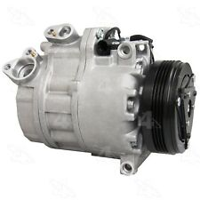 For BMW E53 X5 3.0L New A/C Compressor with Clutch Four Seasons 98444