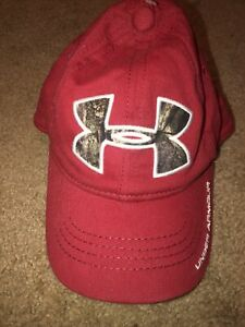 Youth Under Armour Hat Snap Back Camo