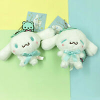 Cinnamoroll stuffed plush doll dolls ornamen keychain key holder manga cool