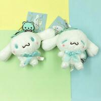 Cinnamoroll stuffed plush doll dolls ornamen keychain key holder manga cool