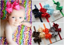 10pcs baby girl headband infant hair accessories newborn head band, US seller