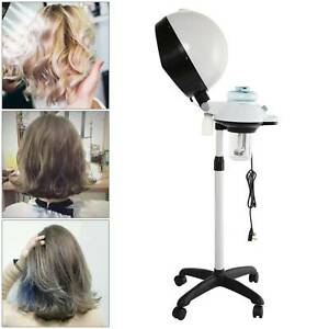 Pro Heating Salon Hair Steamer Hooded Hair Coloring Perming Care Rolling Machine