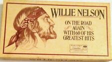 Willie Nelson on the road again with 60 of his greatest hits  cassette tape