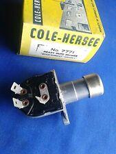 GM Hudson Nash IHC GMC Dimmer Heavy Duty Cole-Hersee # 7771 Chevy 55 56 57 Vette
